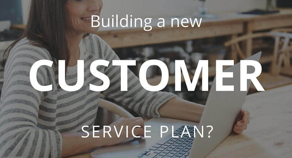 customer service plan